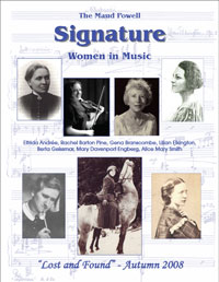 Signature Volume II, Number 3